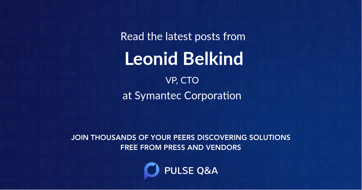 Leonid Belkind