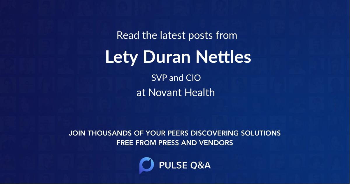 Lety Duran Nettles