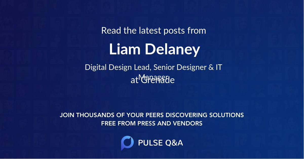 Liam Delaney