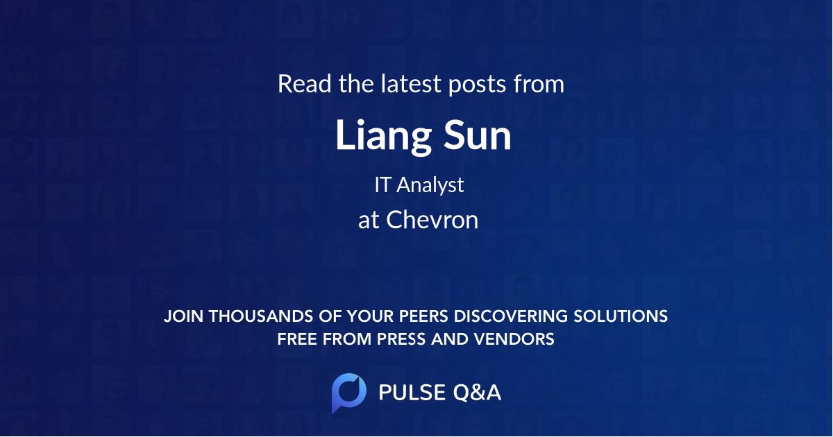 Liang Sun