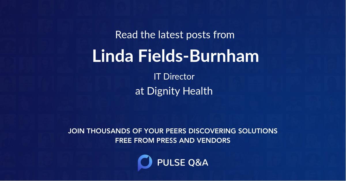 Linda Fields-Burnham