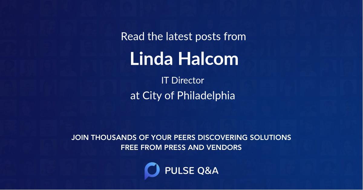 Linda Halcom