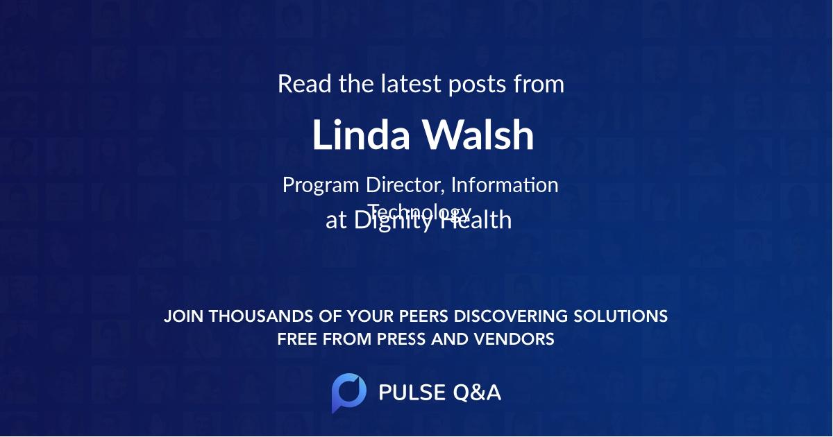 Linda Walsh