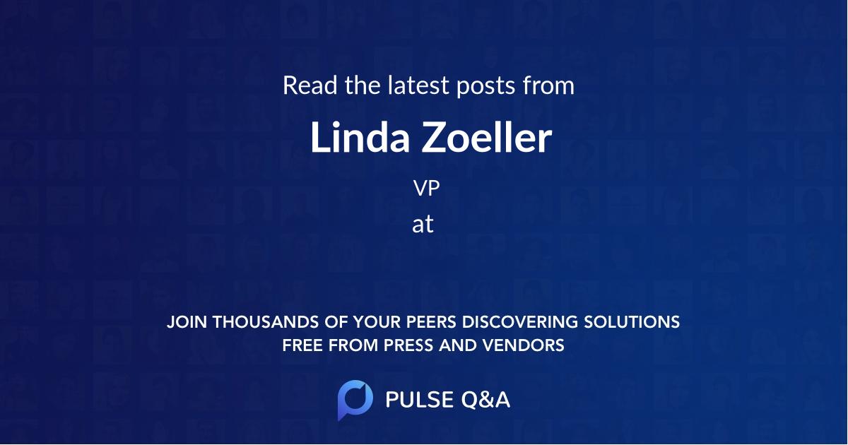 Linda Zoeller