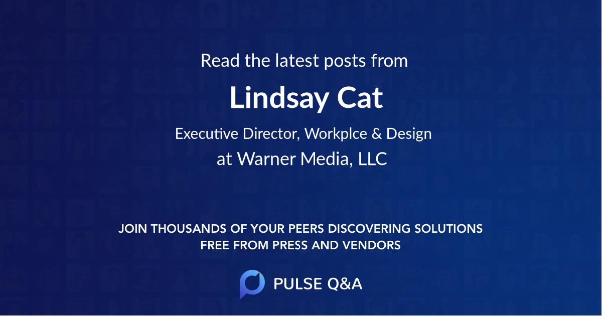 Lindsay Cat