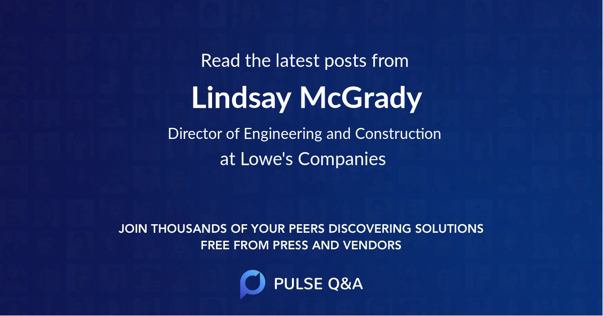 Lindsay McGrady