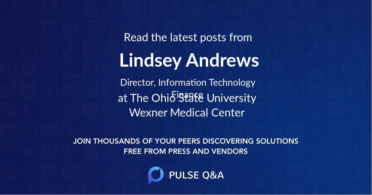 Lindsey Andrews