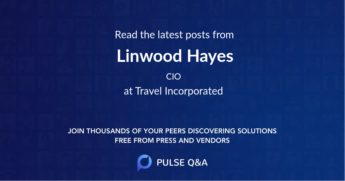 Linwood Hayes