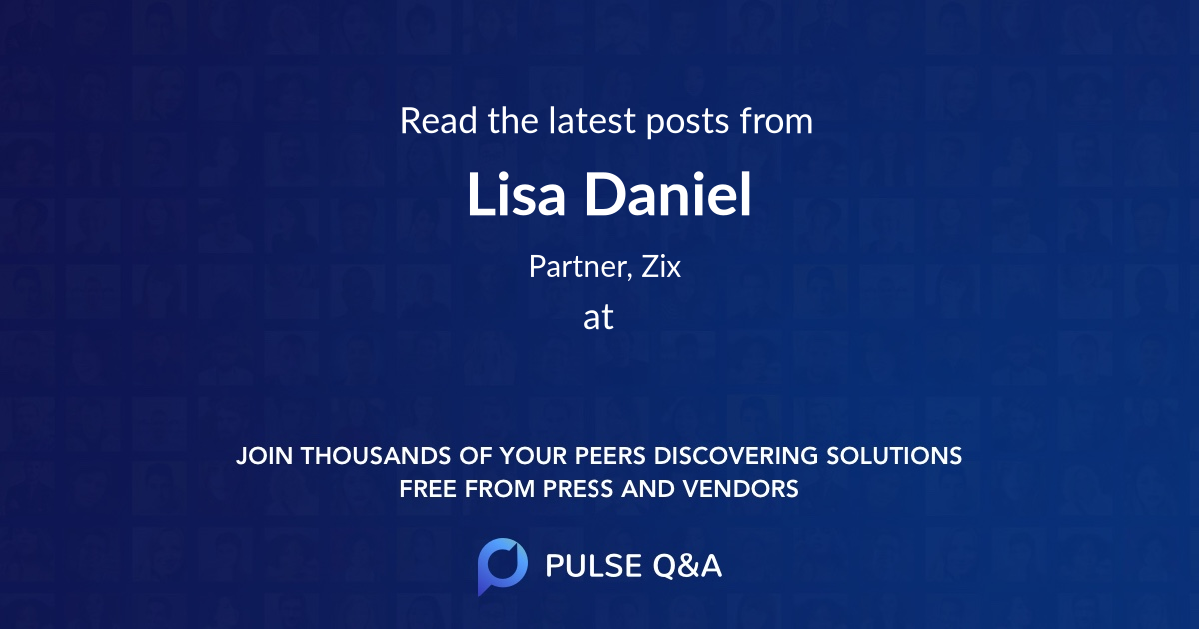 Lisa Daniel
