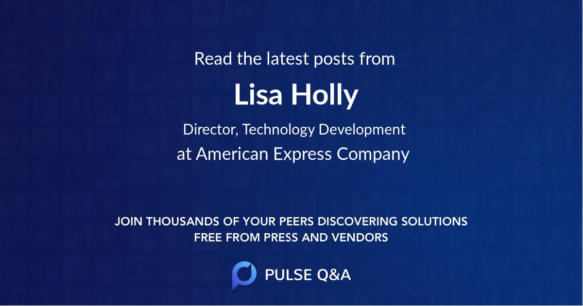 Lisa Holly