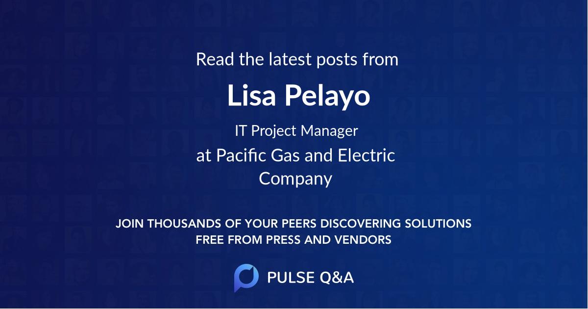 Lisa Pelayo