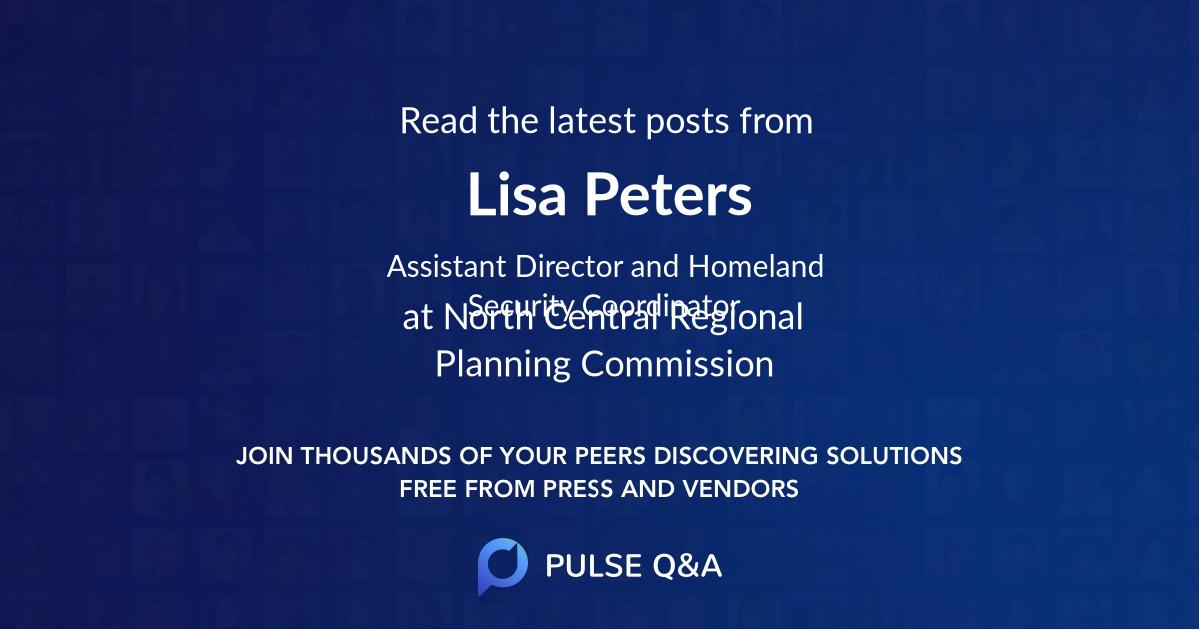 Lisa Peters