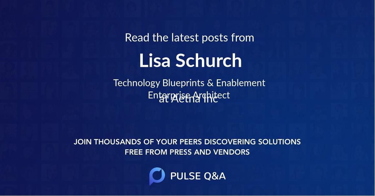 Lisa Schurch