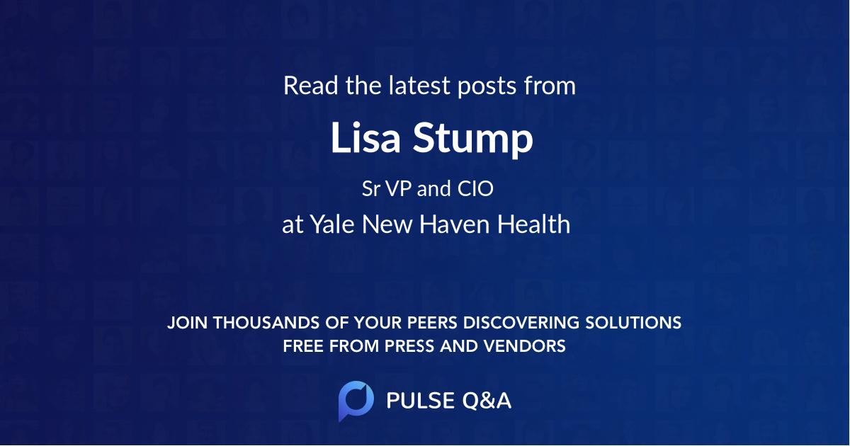 Lisa Stump