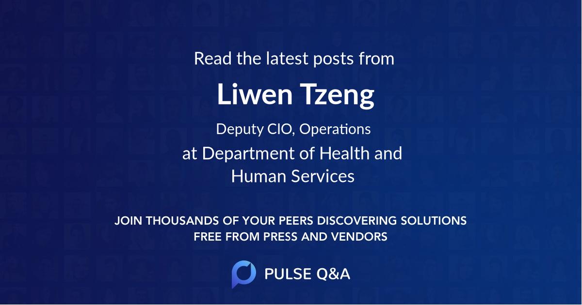 Liwen Tzeng