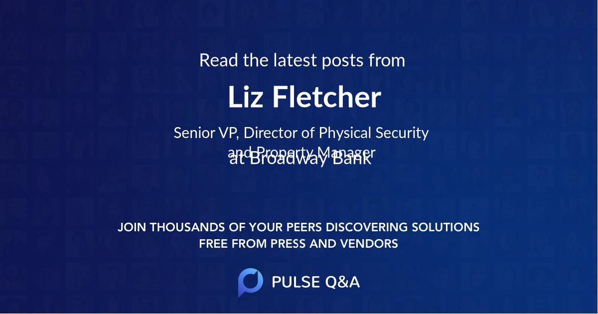 Liz Fletcher