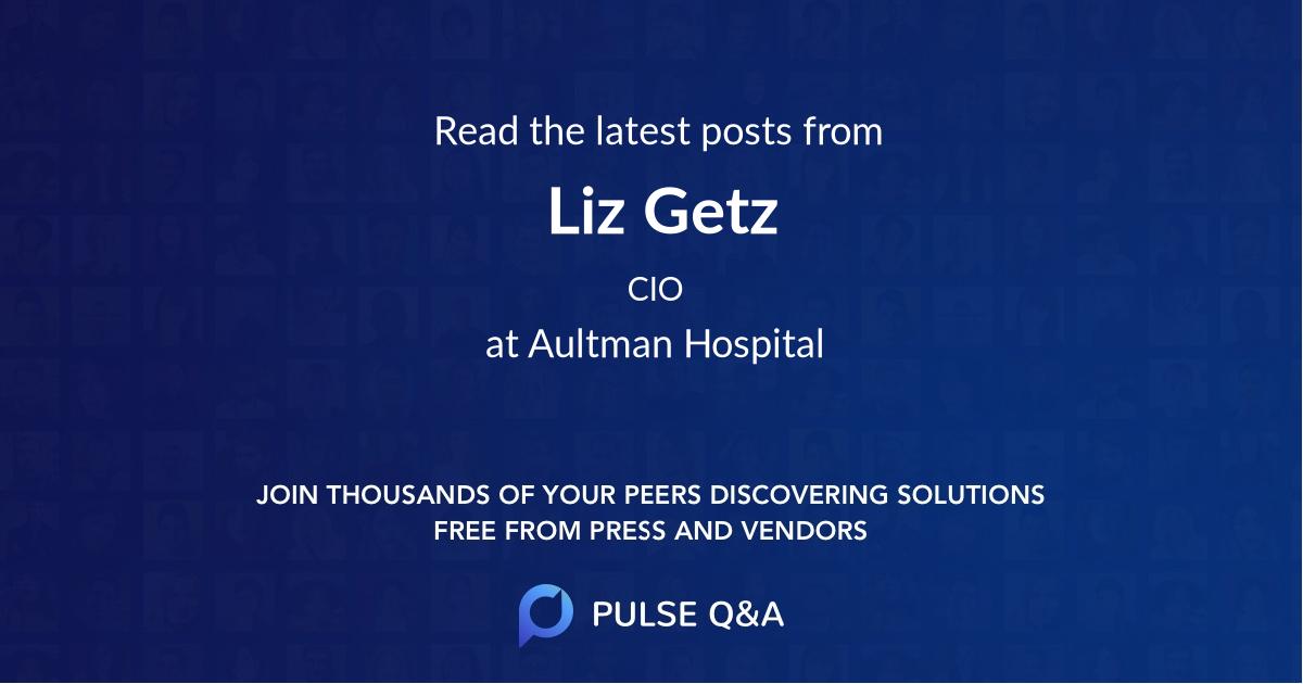 Liz Getz