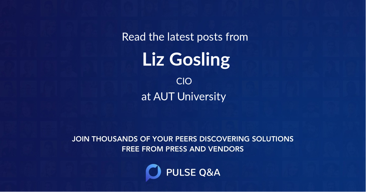 Liz Gosling