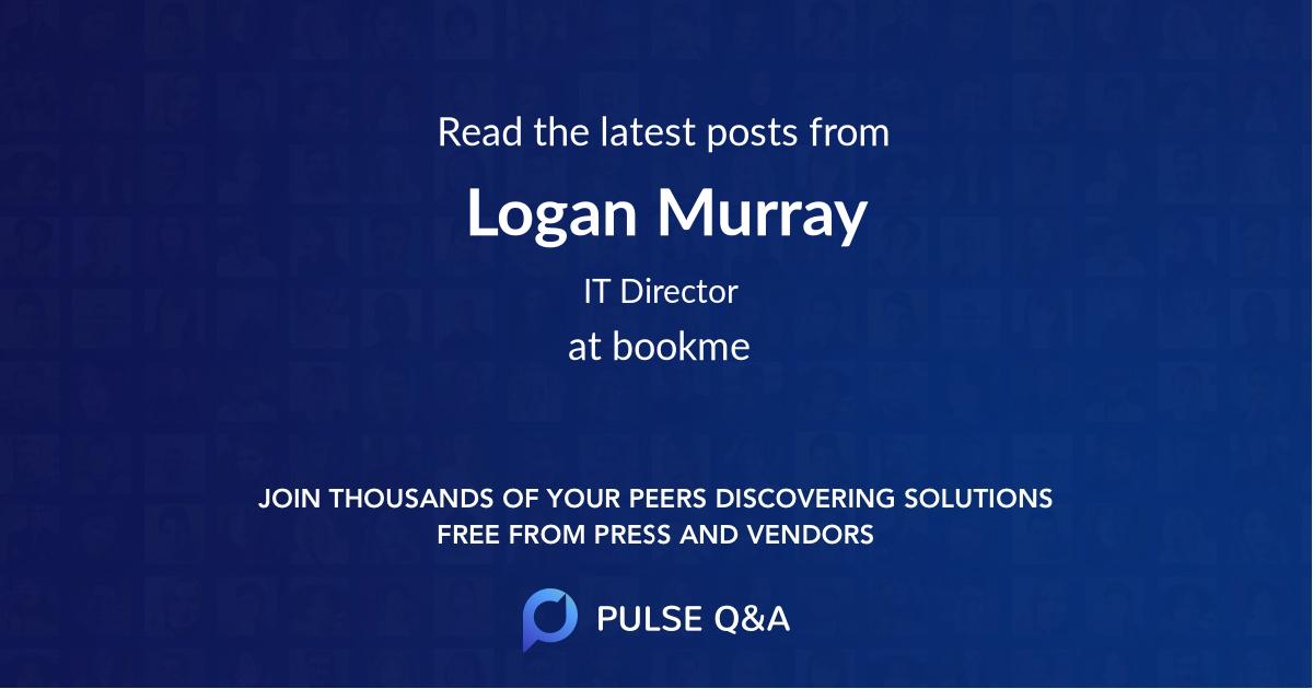 Logan Murray