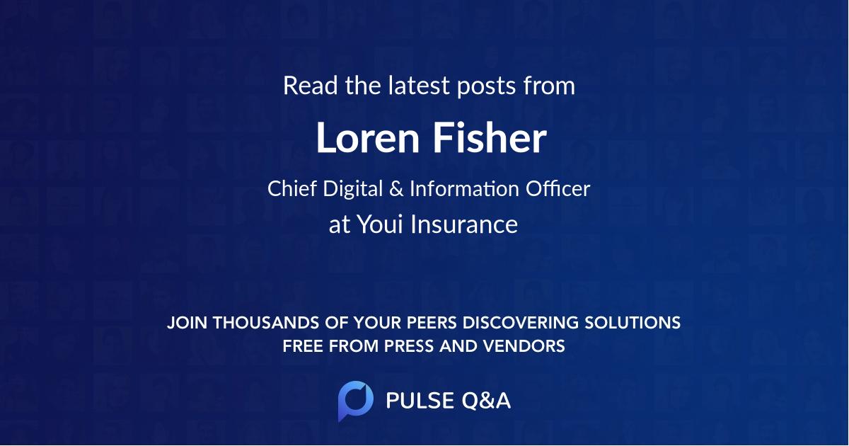 Loren Fisher
