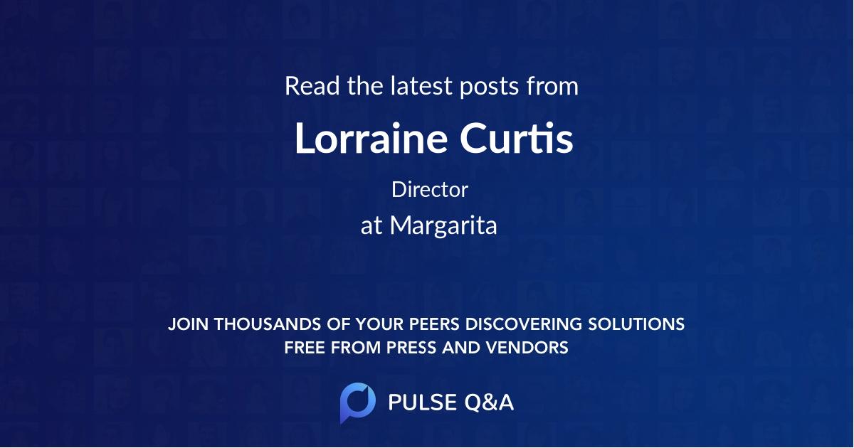 Lorraine Curtis