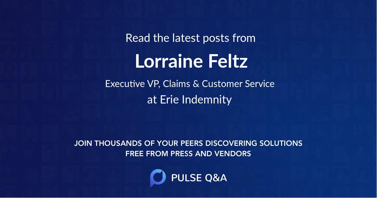 Lorraine Feltz
