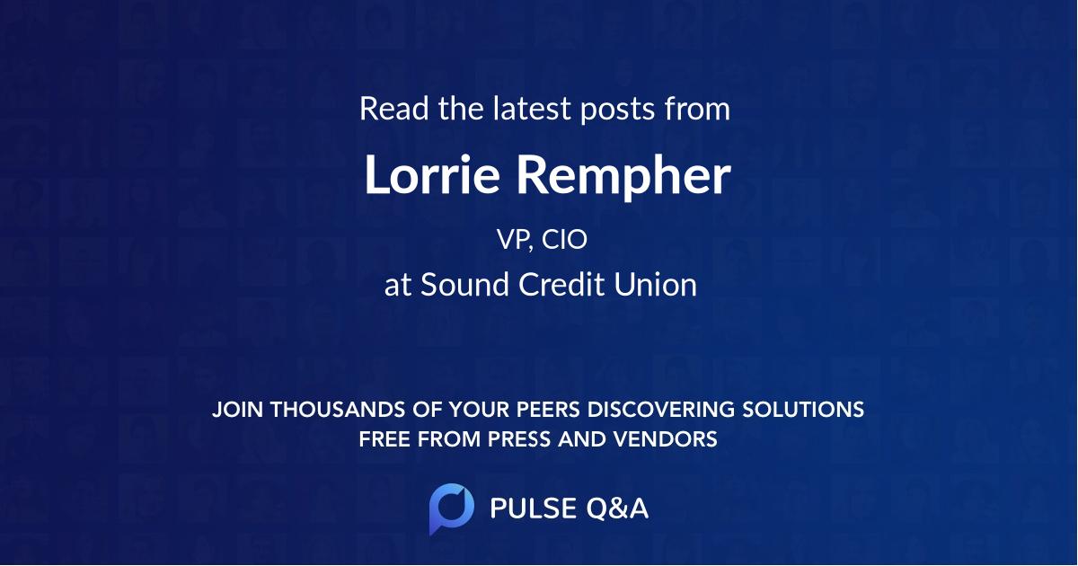 Lorrie Rempher