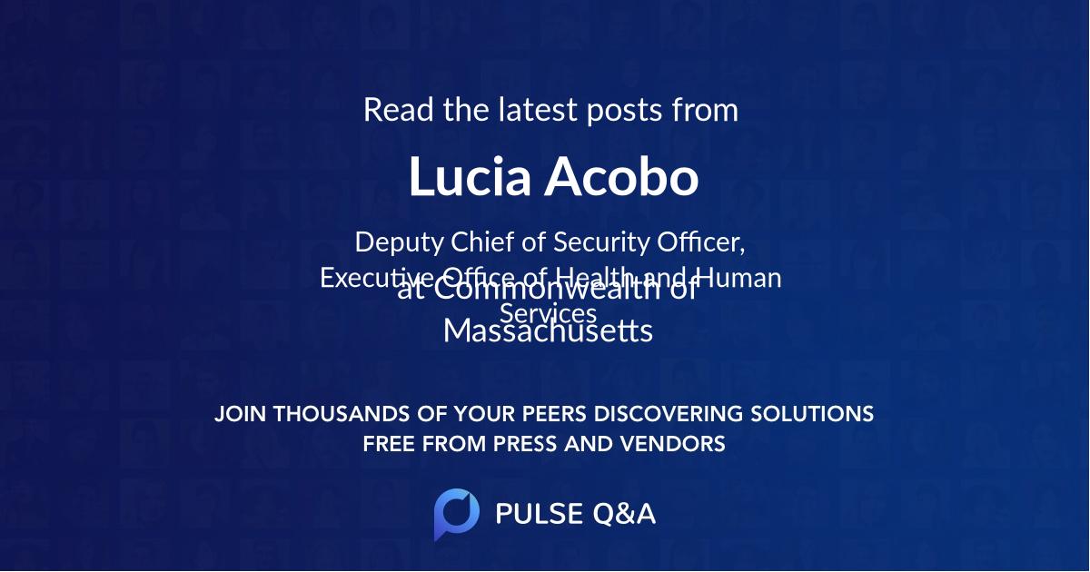 Lucia Acobo