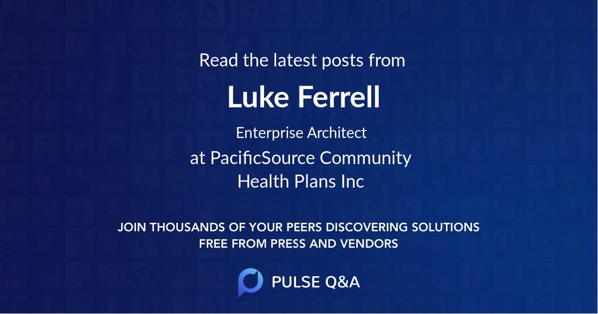 Luke Ferrell
