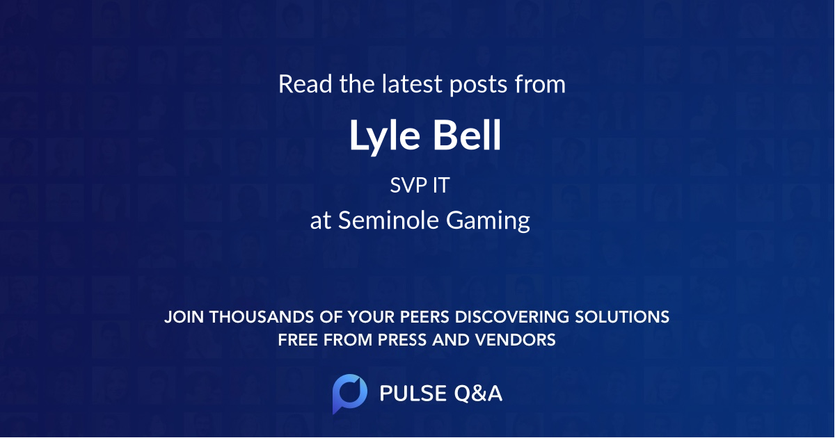 Lyle Bell