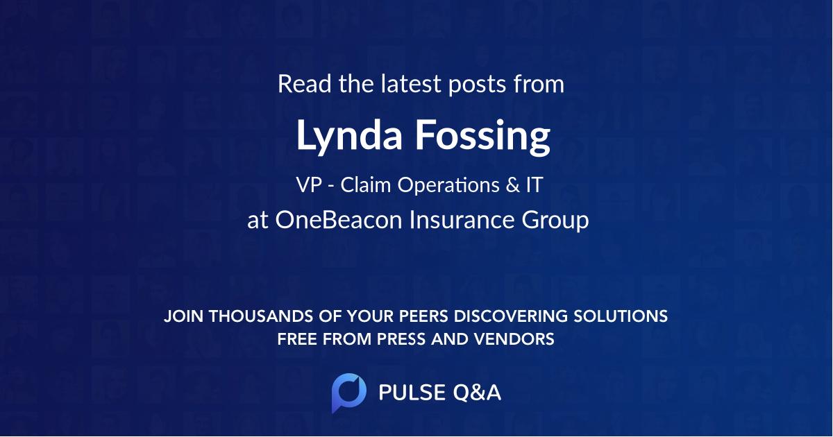 Lynda Fossing