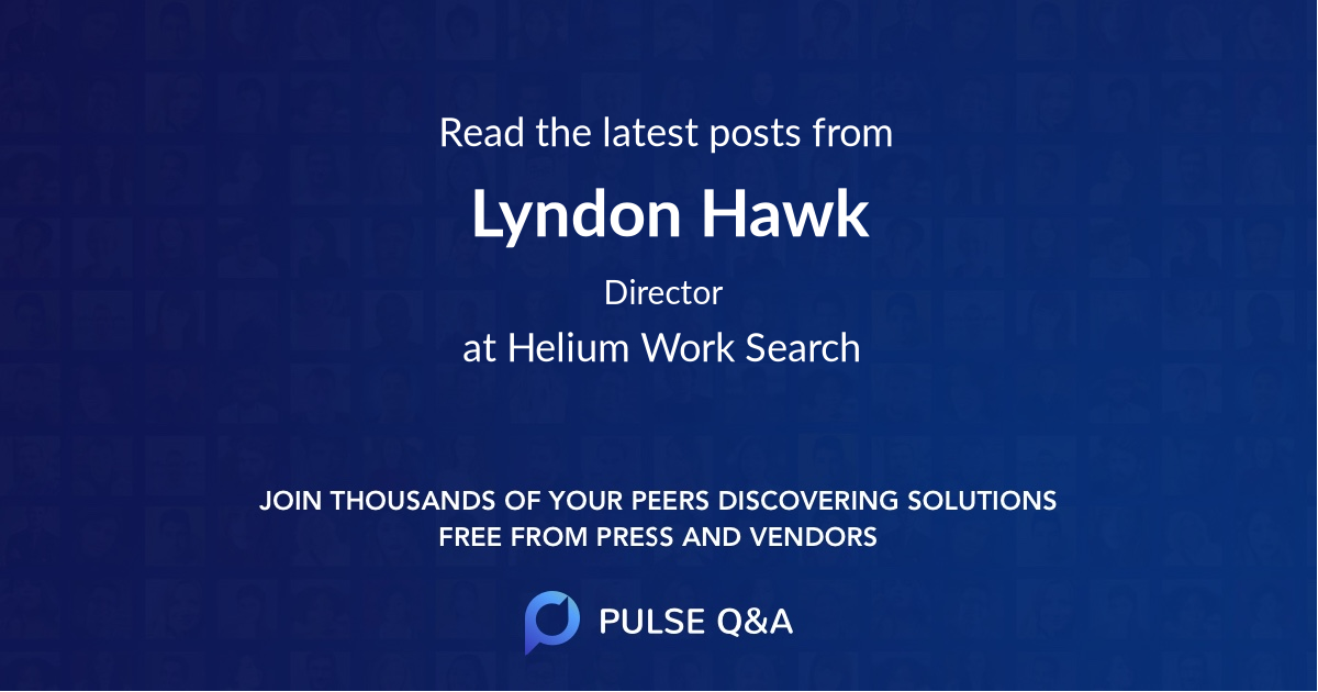 Lyndon Hawk