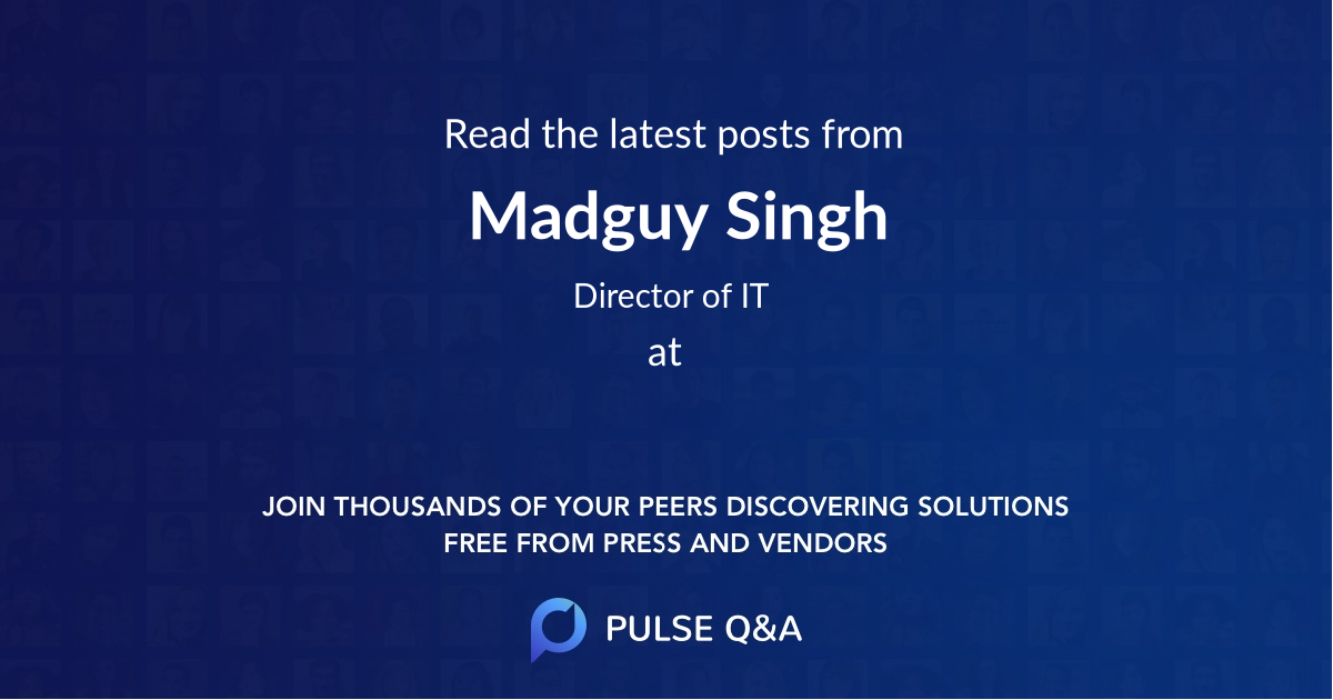 Madguy Singh