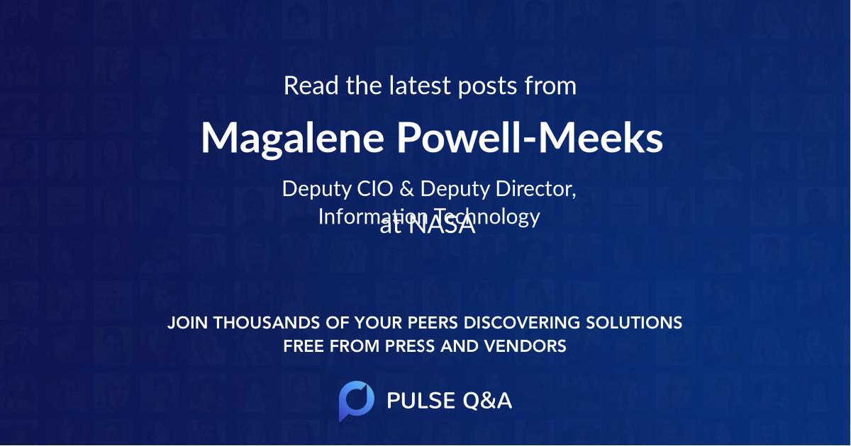 Magalene Powell-Meeks