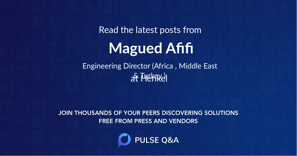 Magued Afifi