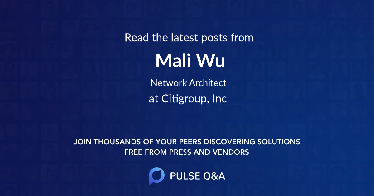 Mali Wu