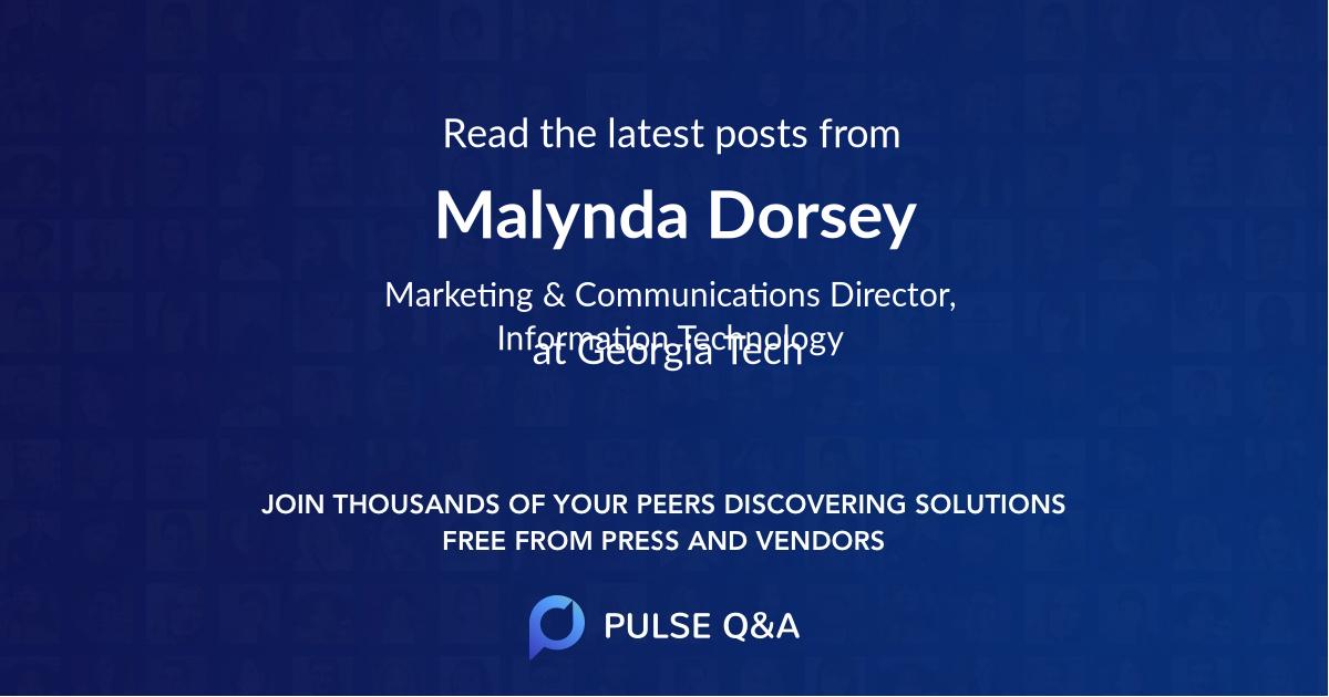 Malynda Dorsey