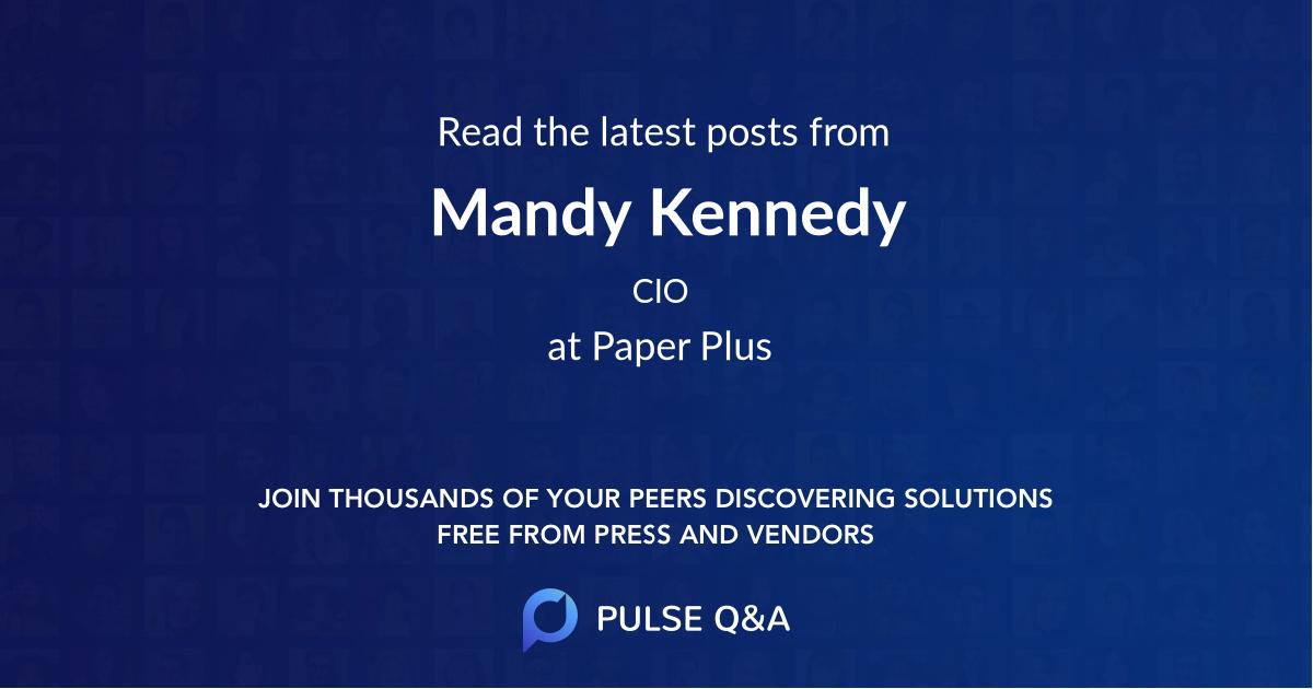 Mandy Kennedy