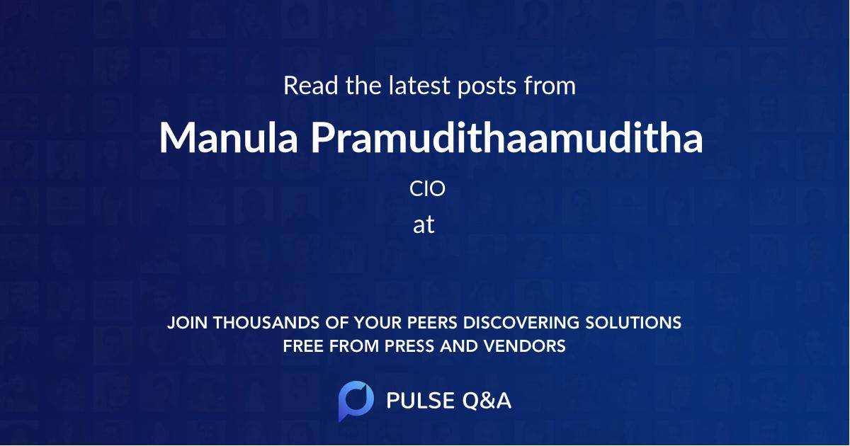 Manula Pramudithaamuditha