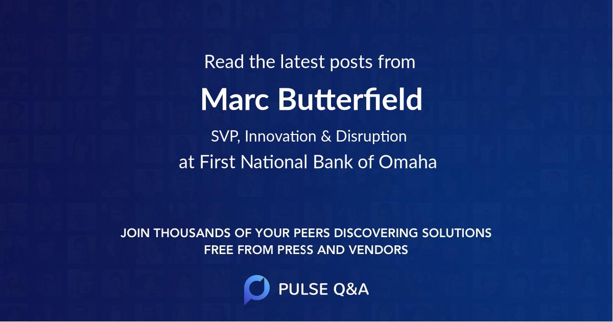 Marc Butterfield