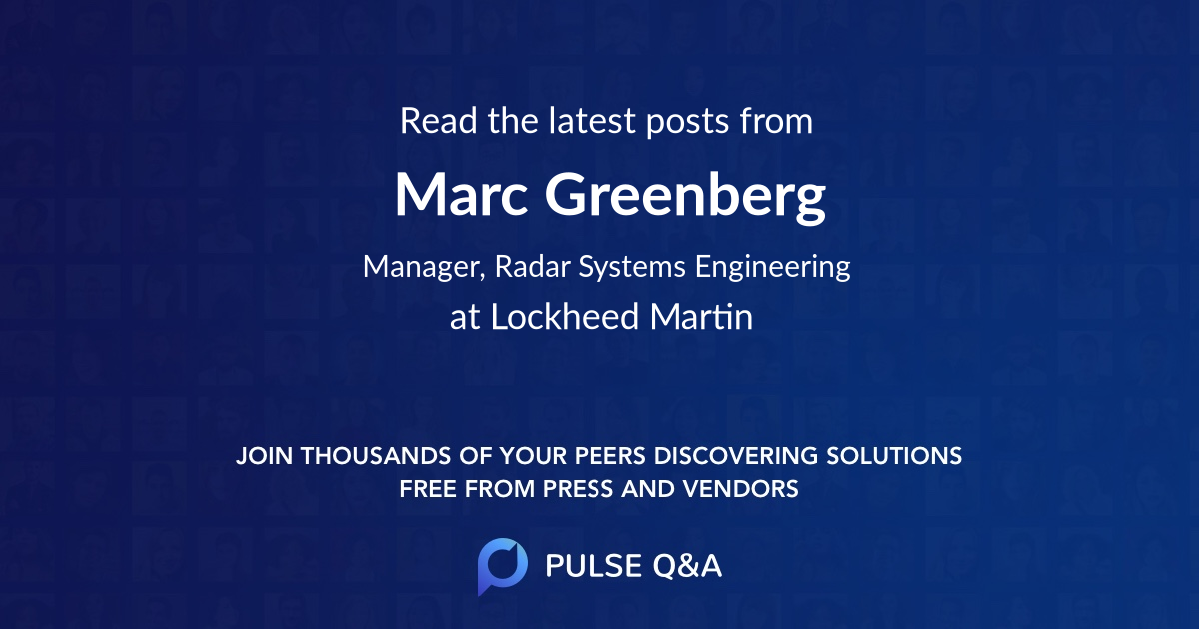 Marc Greenberg