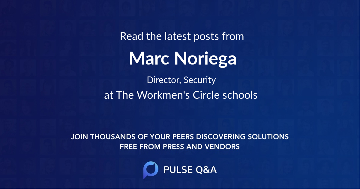 Marc Noriega