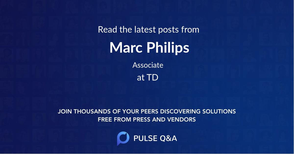 Marc Philips