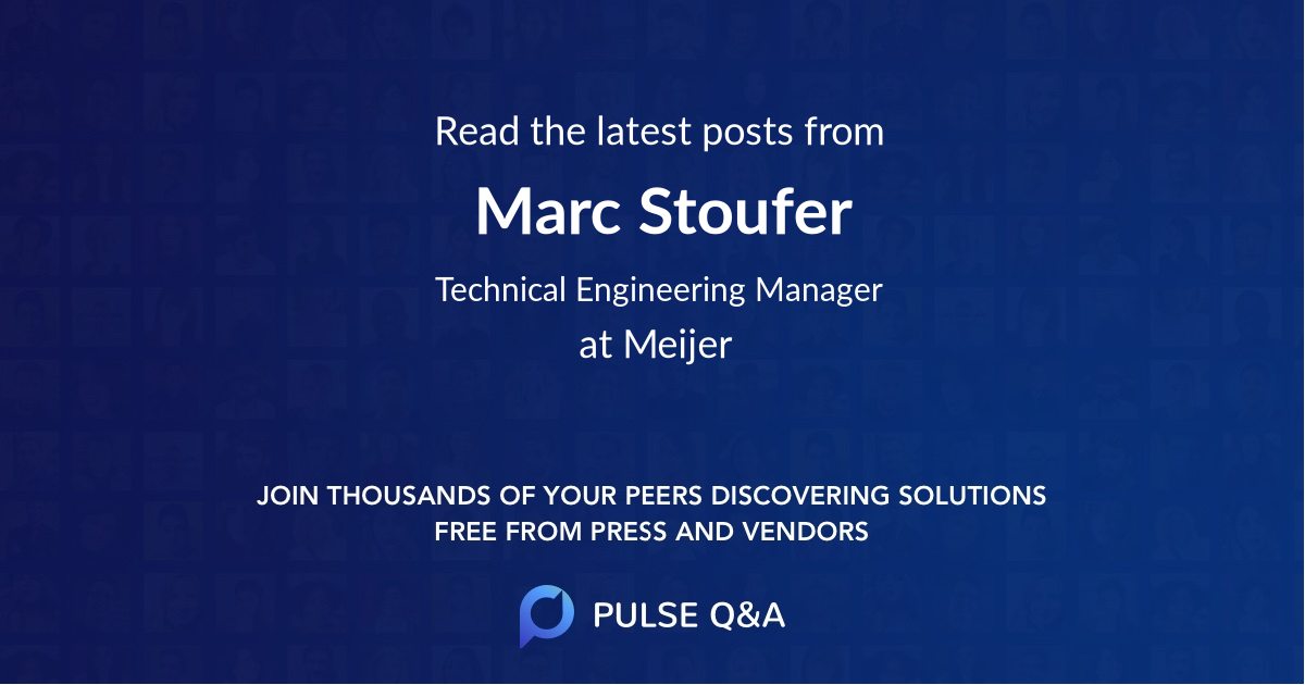 Marc Stoufer