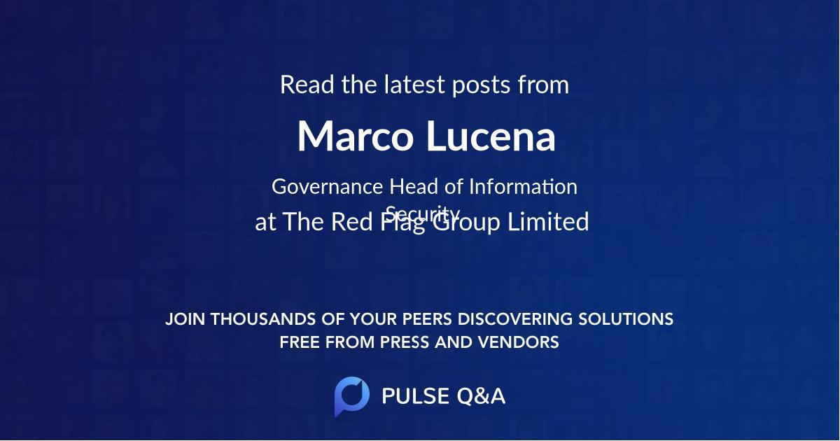 Marco Lucena