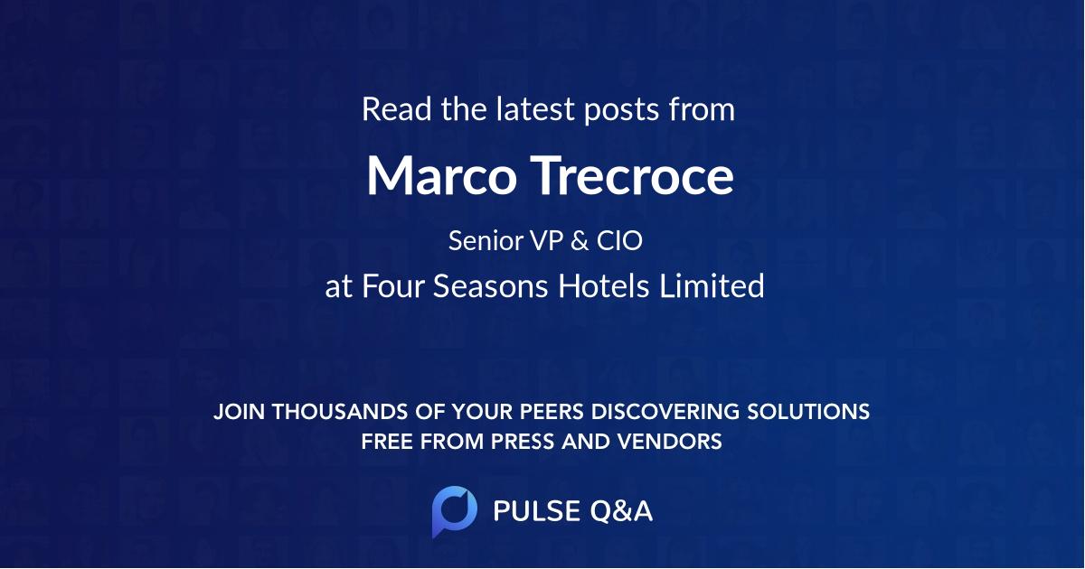 Marco Trecroce