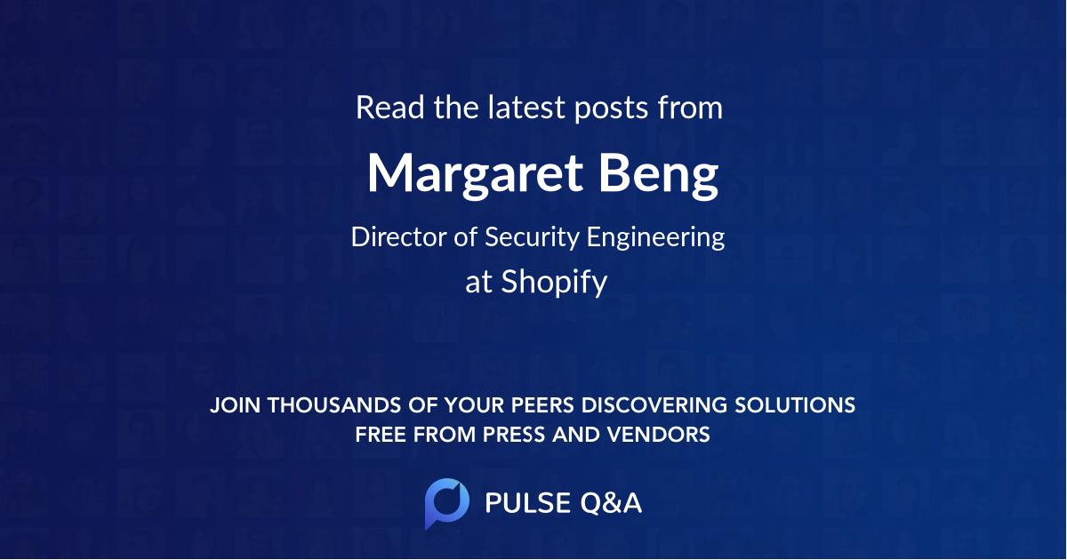 Margaret Beng