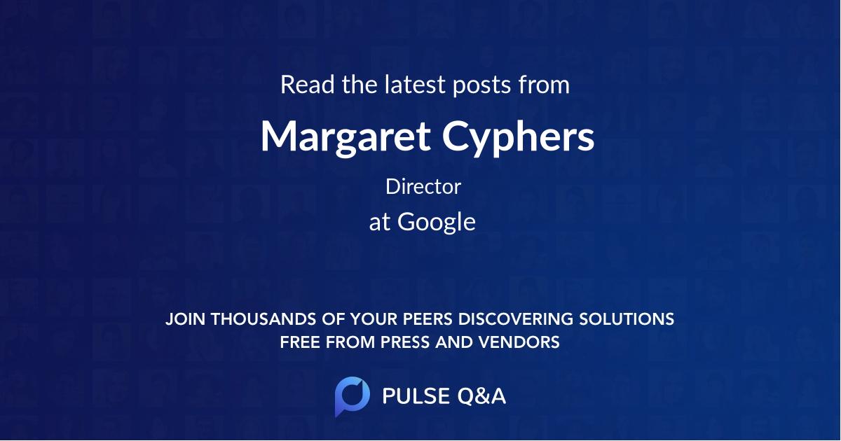 Margaret Cyphers