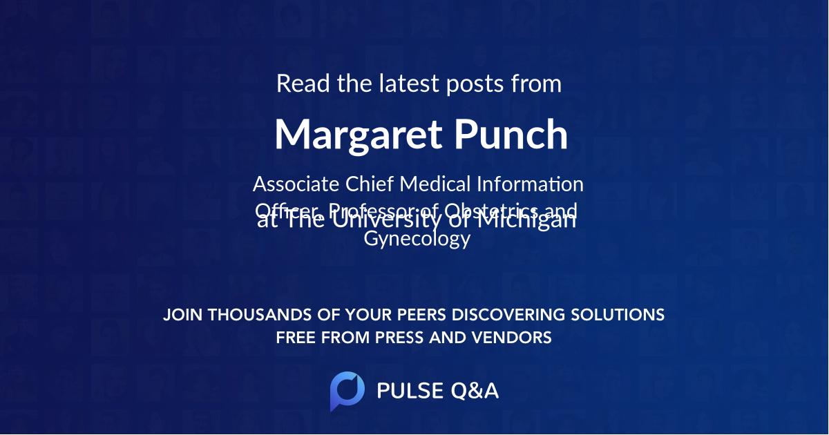 Margaret Punch