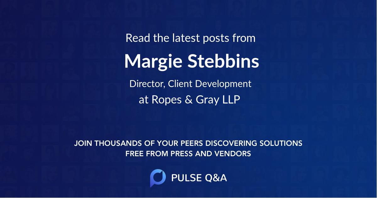Margie Stebbins